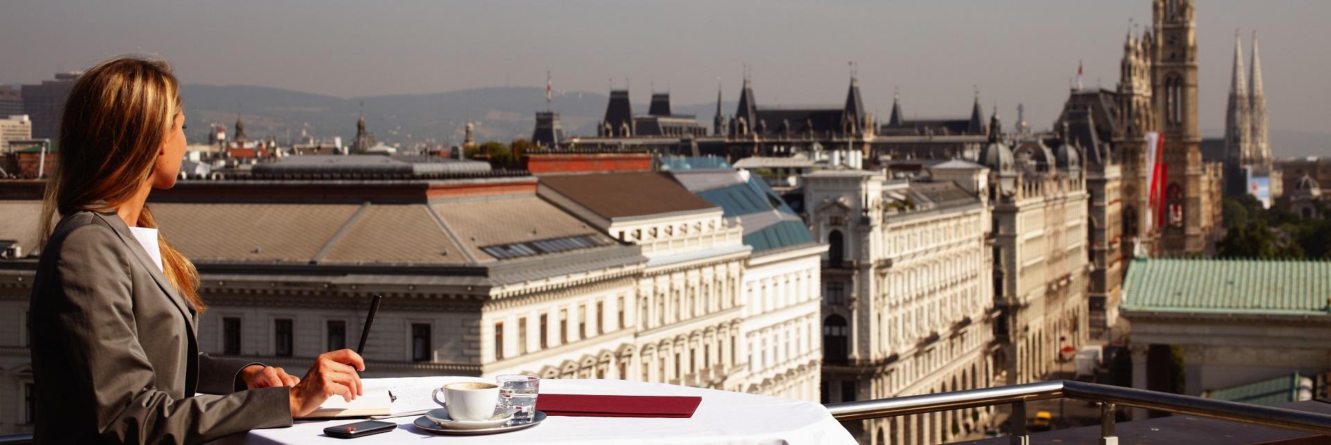Wien, 2011, Justizpalast, Copyright www.peterrigaud.com